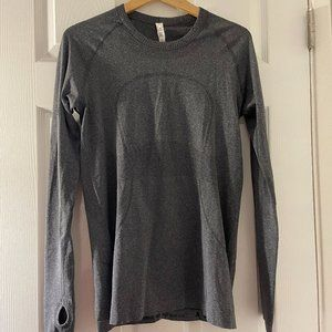 Lululemon Swiftly Tech Long Sleeve - Gray (10)